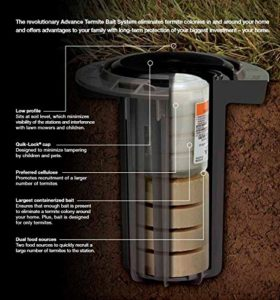 Advance Termite Bait Stations