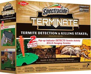 spectracide termite bait station