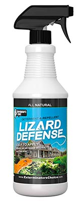 Lizard Defense All Natural Repellent Spray
