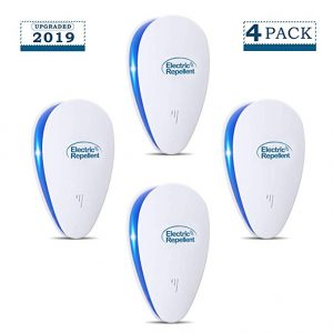 Highendberry Ultrasonic Pest Repeller