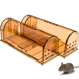 CaptSure Original Humane Mouse Traps