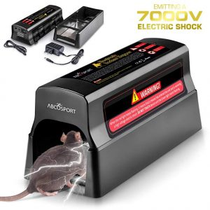 Abco Tech Electronic Humane Rodent Zapper
