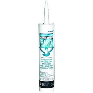 JT Eaton 666N Birds Bird Repellent Gel for woodpecker control.