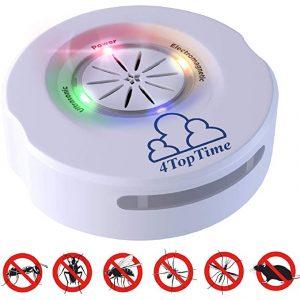 4TopTime Ultrasonic Pest Repeller