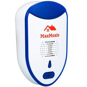 MaxMoxie Ultrasonic Pest Repeller Humane Mice Control