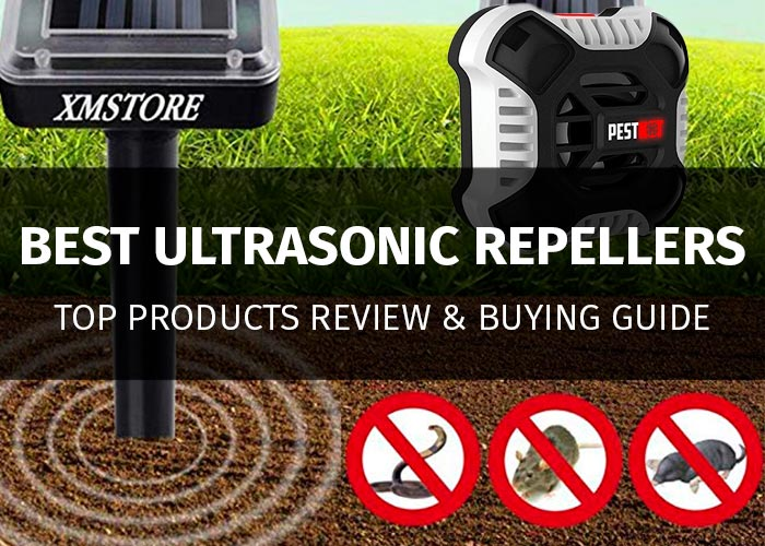 best ultrasonic repellers featured
